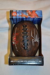 Marvel the Amazing Spider-man Jr. Football-embroidered