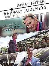 Great British Railway Journeys - Series 1-3