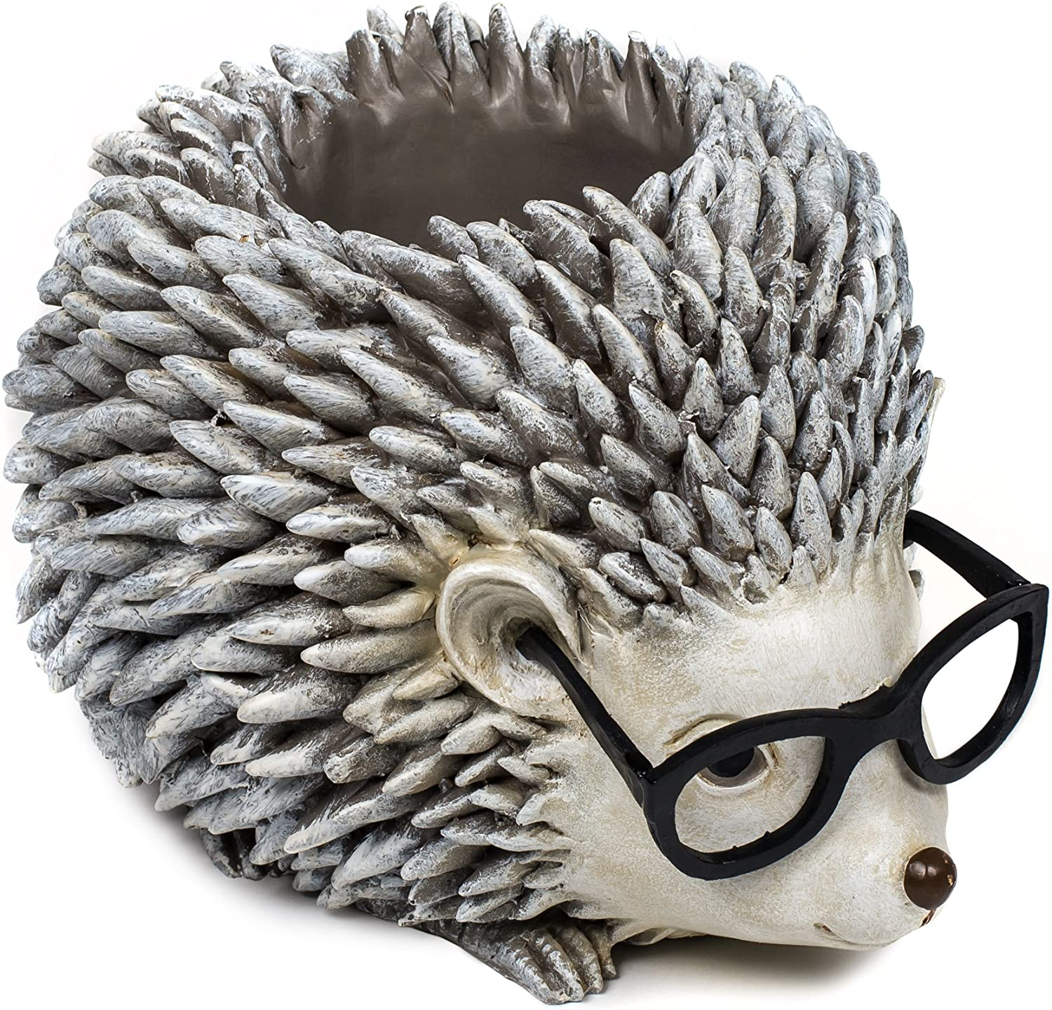 Roman Quality inspection Woodland Critters with Eye SEAL limited product Hedge Novelty Planters Glasses
