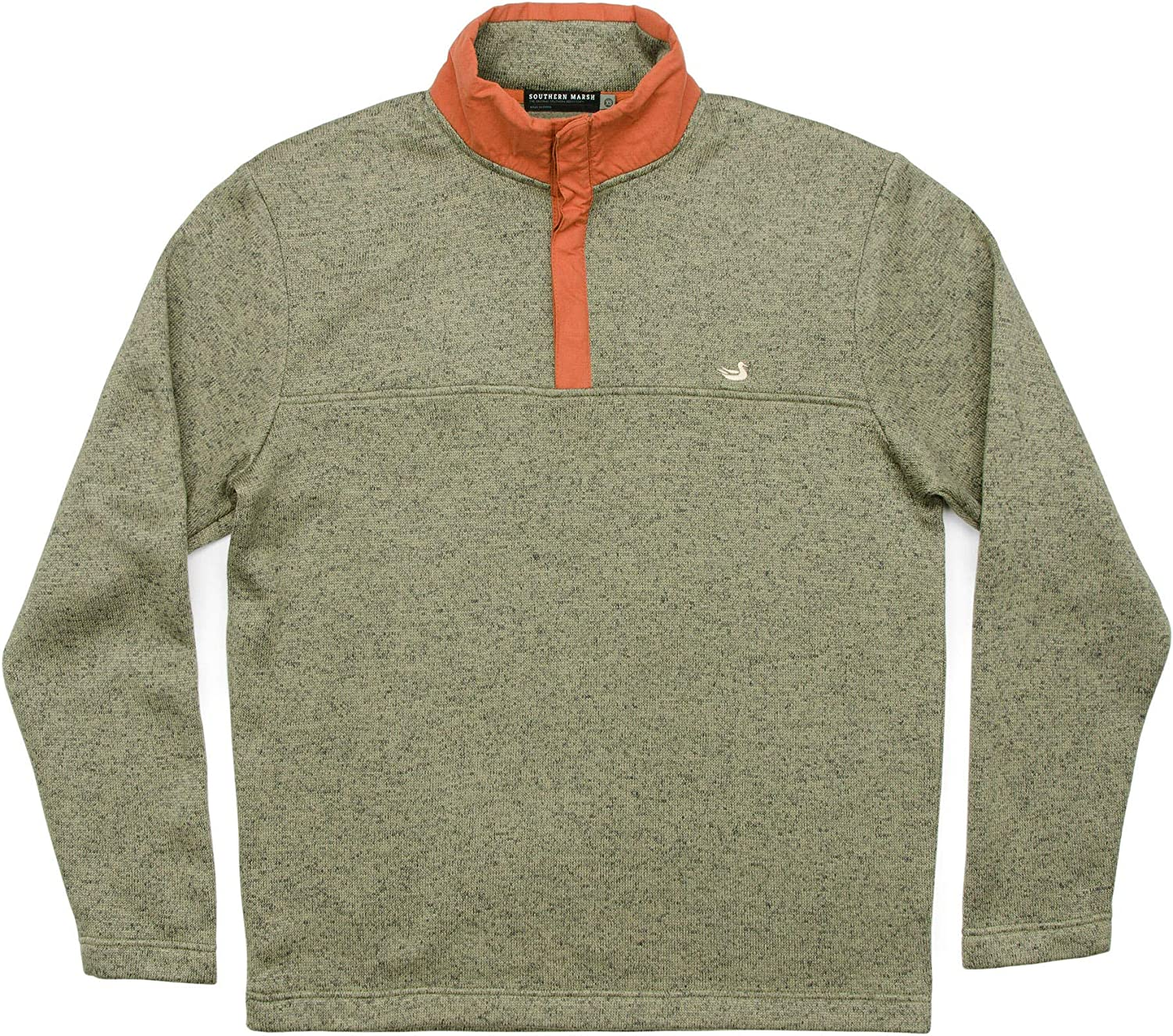 Woodford Snap Performance Pullover
