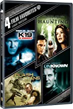 4 Film Favorites: Liam Neeson (K-19: The Widowmaker / The Haunting / Clash of The Titans / liam Neeson Unknown)