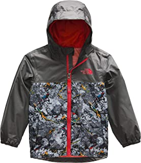 Kids Baby Girl's Zipline Rain Jacket (Toddler)