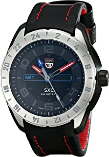 Men's SXC Model Analog Display Swiss Quartz Watch