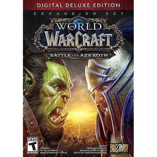 World of Warcraft Expansion: Amazon com