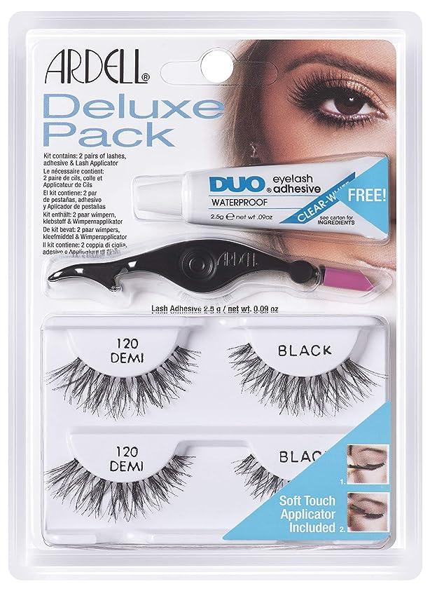 名誉あるタイムリーな野望Ardell Professional - Deluxe Pack Kit - 120 Black