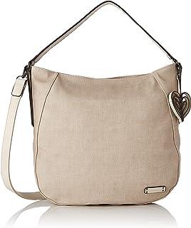 Tamaris Damen Adina Hobo Bag L Schultertasche, 8x25x41 cm