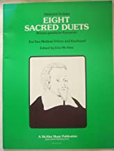 Eight Sacred Duets (For Two Medium Voices & Keyboard, DM 131)