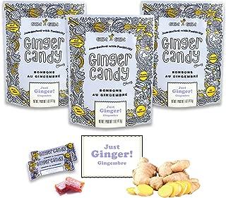 Best gem gem ginger chews Reviews