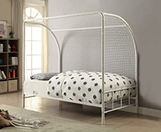 football goal bed frame
