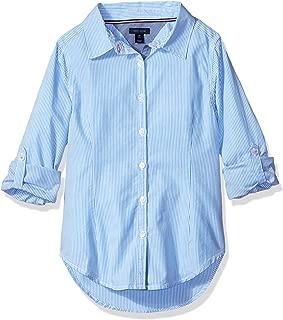 Girls' Ithica Stripe Shirt
