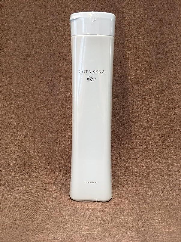 平らなフラスコ喉が渇いたコタセラ スパ シャンプーα 300ml