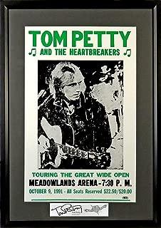 Best tom petty framed poster Reviews