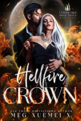 Underworld Bride Trials 3: Hellfire Crown: A Demon Wolf Paranormal Romance Kindle Edition