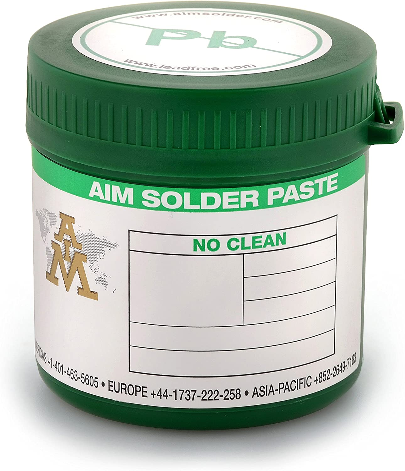 AIM M8 SAC305 Lead Financial sales sale Free No Paste Clean Solder Fort Worth Mall