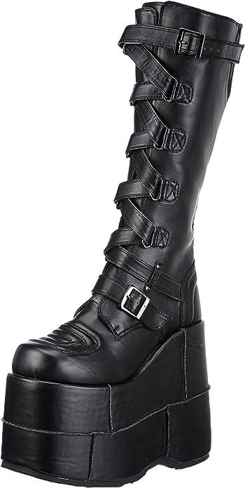 Demonia 7 Inch MENS Knee High Boots