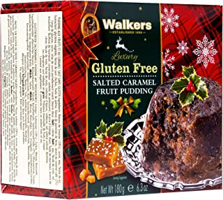 Walkers Shortbread  Salted Caramel Pudding, 6.3 Ounces (Pack of 6)