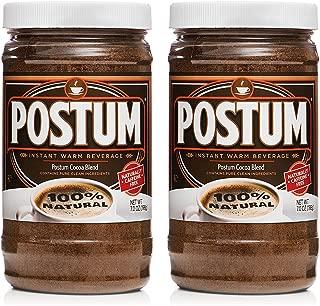 Postum Cocoa Blend Instant Warm Beverage 7 Oz., Pack of 2