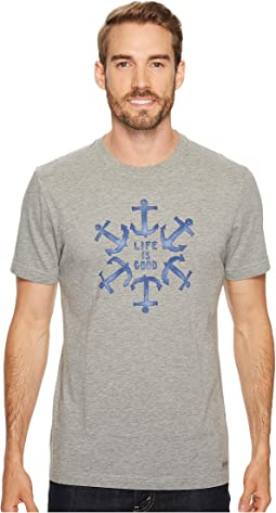 Anchor Circle Life Is Good® Crusher Tee