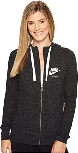 7bed9d49a Nike sportswear rally full zip hoodie | Shipped Free at Zappos