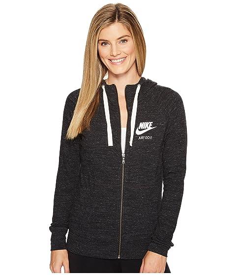 new product 1804a 13761 Nike Gym Vintage Full Zip Hoodie