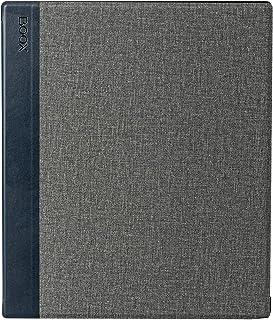 BOOX Etui z klapką na Note Air, osłona ochronna na tył PC automatyczne budzenie/sen powłoka szara