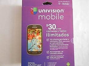 Univision Samsung Galaxy Lite Prepaid Smartphone