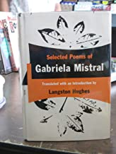 Selected poems of Gabriela Mistral [pseud.] (Indiana University poetry series)