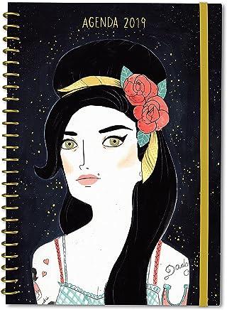 Amazon.es: agendas 2019 - Maria Hesse: Libros