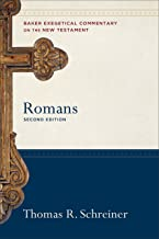 Romans (Baker Exegetical Commentary on the New Testament)
