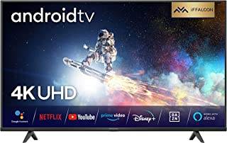 iFFALCON (by TCL) 55K610 telewizor 55 cali (139 cm) Smart TV (4K Ultra HD, MEMC, Dolby Vision, Android TV, z pilotem głoso...