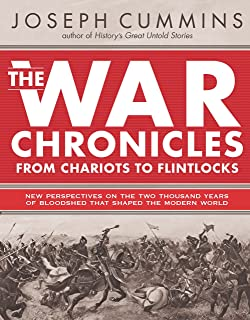 The War Chronicles: From Chariots to Flintlocks