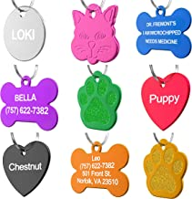 kitten name tags