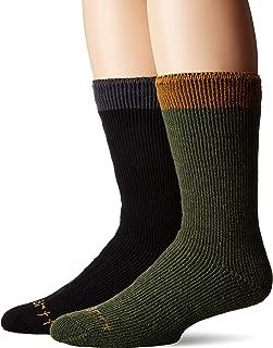 Men's 2 Pack Arctic Thermal Crew Socks