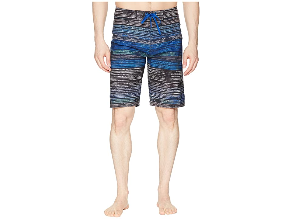 Prana Sediment Short (Blue Cabo) Men