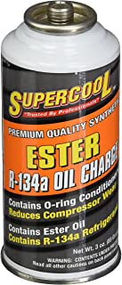TSI Supercool 16600 A/C 134a Charge and Ester Lube, 3 fl. oz.