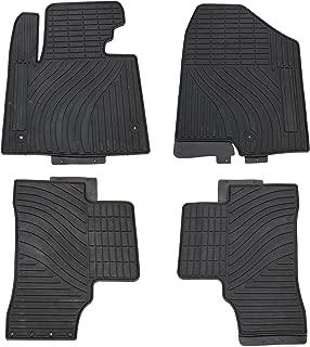 TMB Floor Mats for Hyundai Santa Fe 2013-2018 All Weather Custom Fit