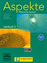 Aspekte 3 alumno con DVD: Lehrbuch 3 MIT DVD: Vol. 3