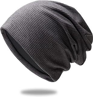 Jeff & Aimy [Amazon限定ブランド] ニット帽子 メンズ ビーニー ニットキャップ 柔らかい・ふわふわ・シンプル・おしゃれ 男女兼用