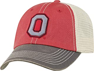 Top of the World NCAA Relaxed Fit Adjustable Mesh Offroad Hat Team Color Icon
