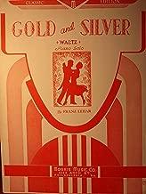Gold and Silver Waltz Piano Solo