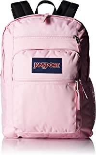 "JanSport Big Student Backpack - 17.5"" (Pink Mist)"
