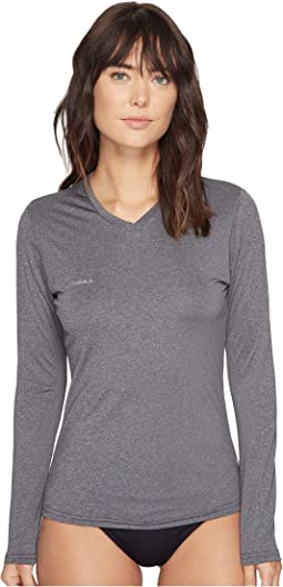 Hybrid Long Sleeve V-Neck