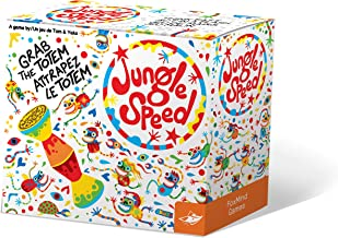 FoxMind Games Jungle Speed Skwak Game (Canadian Bi-Lingual Edition)