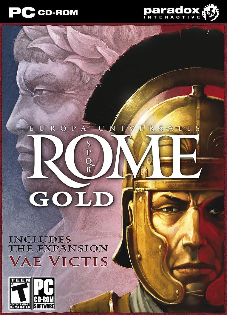 知事レジデンス理容師Europa Universalis Rome Gold (輸入版)