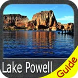 Lake Powell gps fishing charts