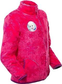 Brandsseller Chaqueta de forro polar infantil con cuello alto.