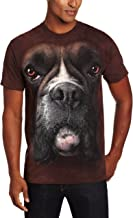 The Mountain Men's Boxer Face Shirt
