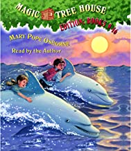 Magic Tree House Collection: Books 9-16: #9: Dolphins at Daybreak; #10: Ghost Town; #11: Lions; #12: Polar Bears Past Bedt...