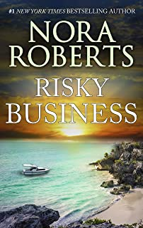 Risky Business: A Passionate Novel of Suspense