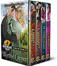 Westward Hearts Box Set 2: Books 5-8